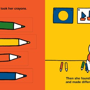 Miffy the Artist – Lift the Flap Book