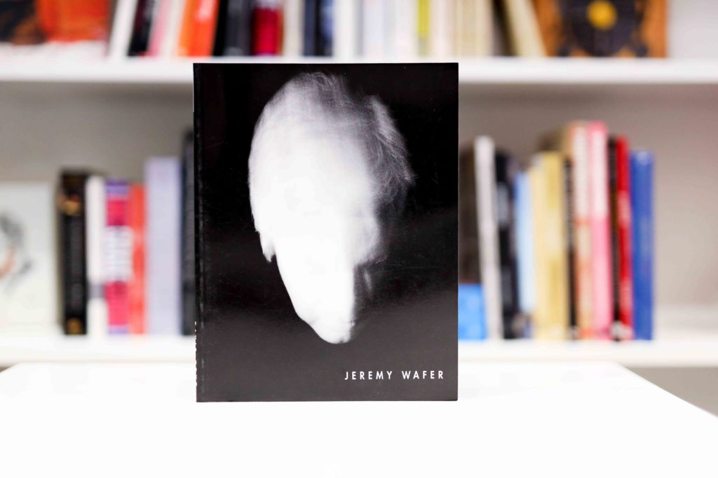 TAXI ART book - 003 - Jeremy Wafer