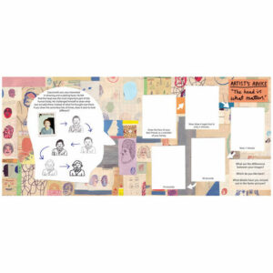 Meet the Artist Alberto Giacometti: An Art Activity Book – by Nick White